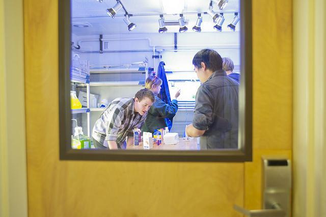 Science Tutoring Lab